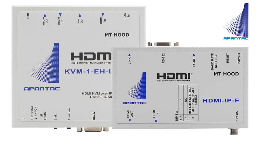 KVM over IP» и «HDMI over IP» решения от Apantac - Компания